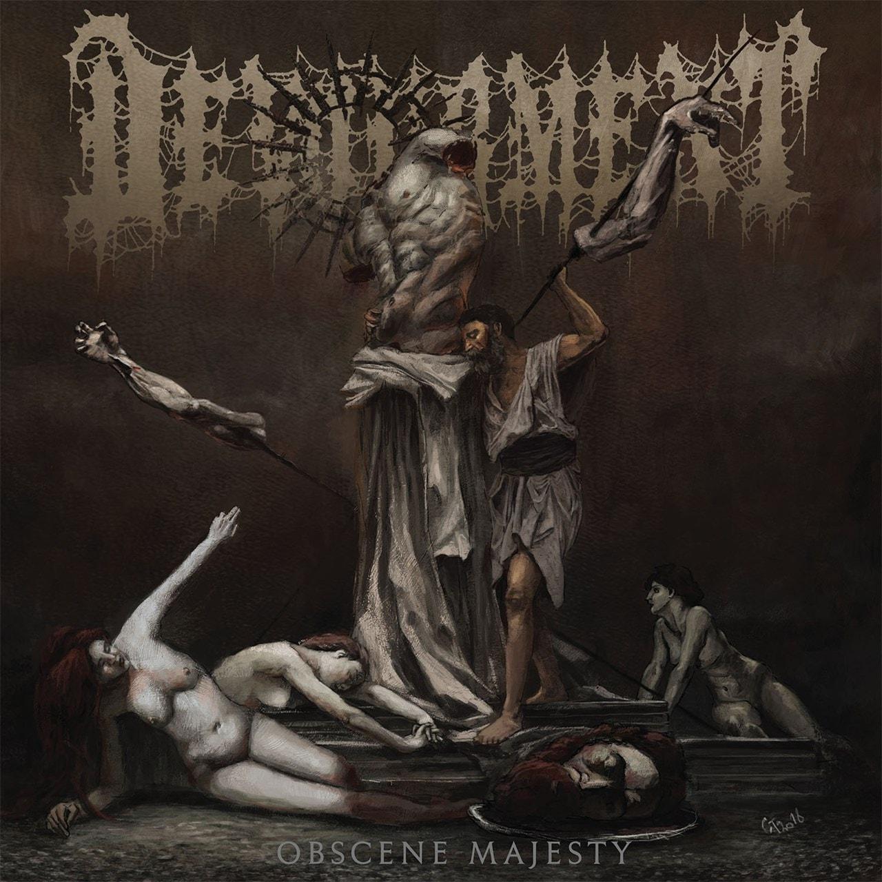 Obscene Majesty - 1