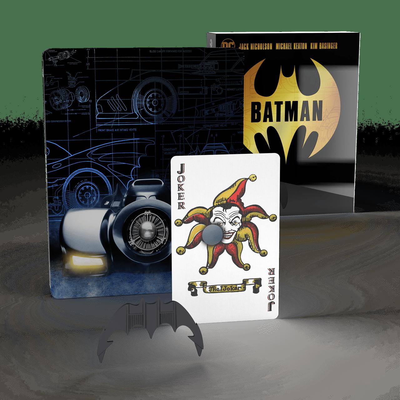 Batman Titans of Cult Limited Edition 4K Steelbook - 1