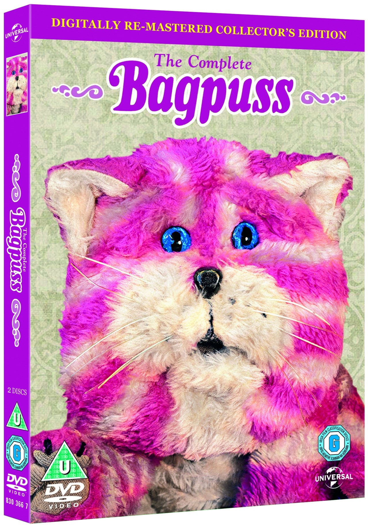 Bagpuss: The Complete Bagpuss - 2