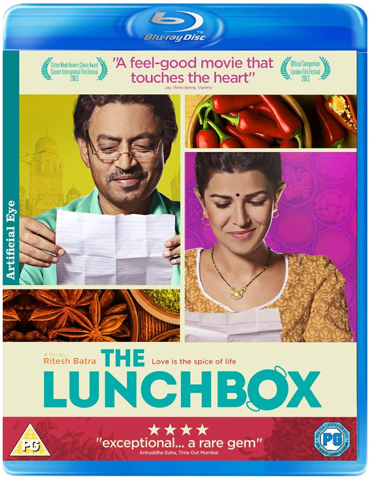 The Lunchbox - 1