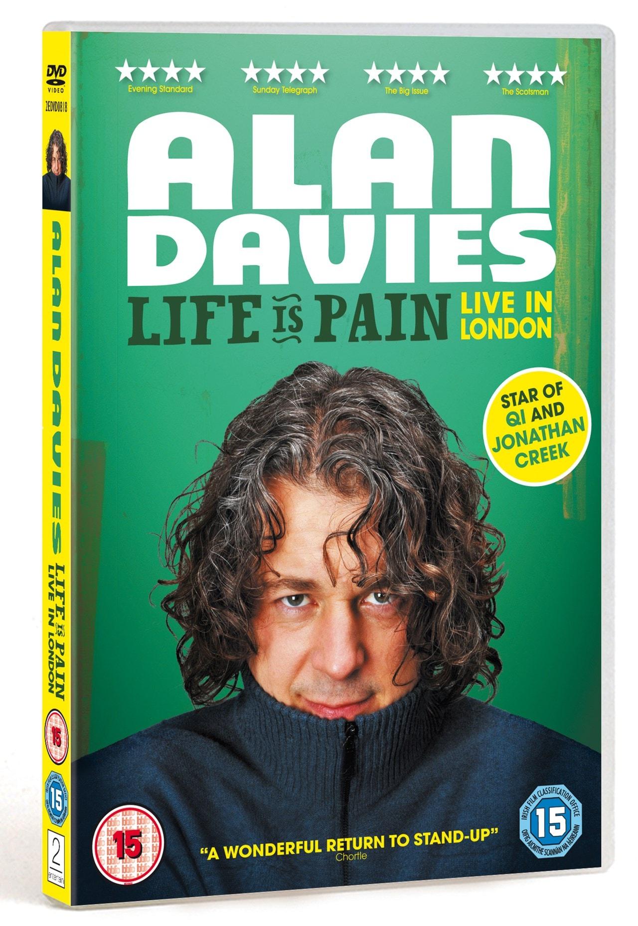 Alan Davies: Life Is Pain - 2
