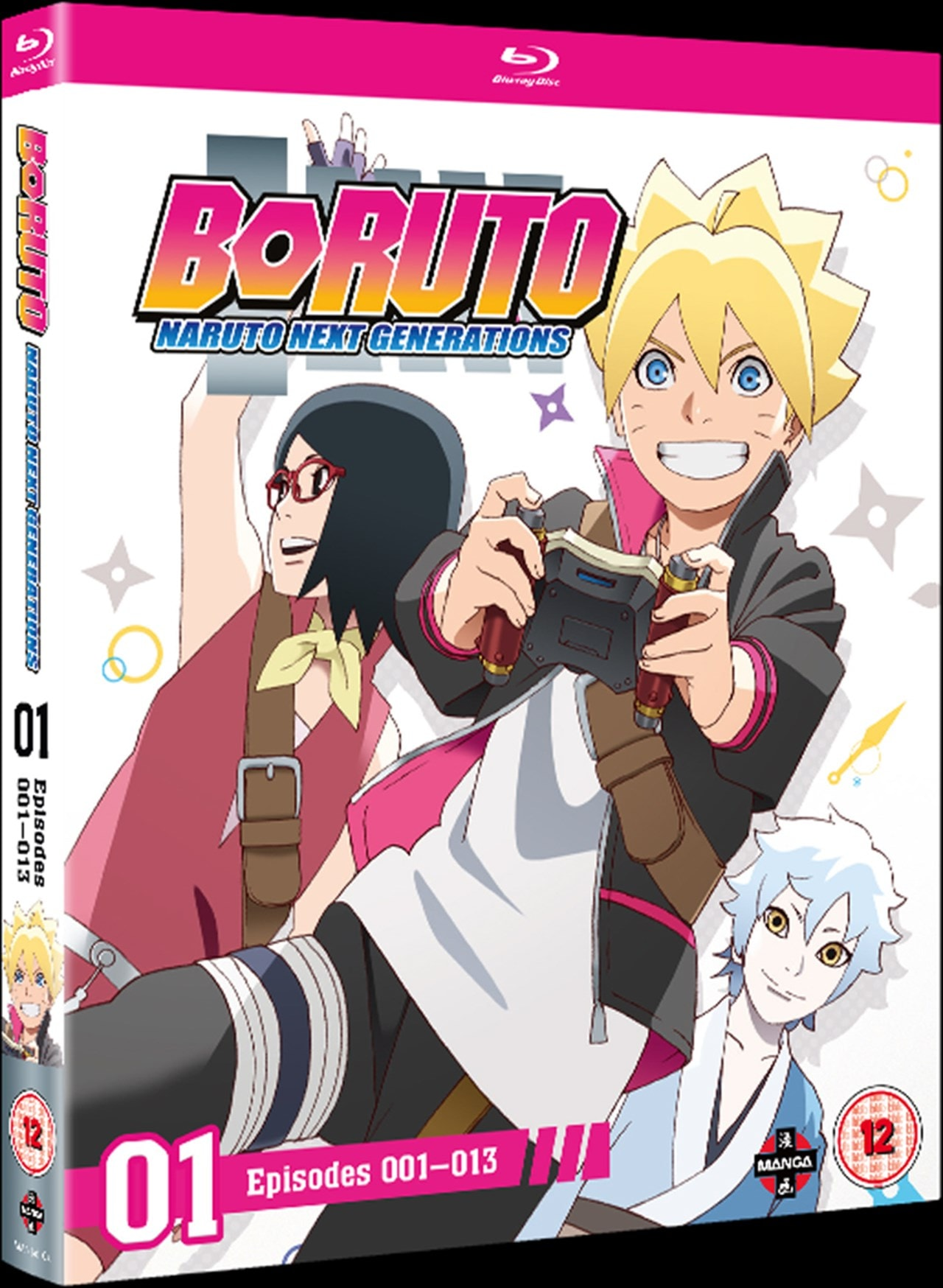 Boruto - Naruto Next Generations: Set 1 - 2