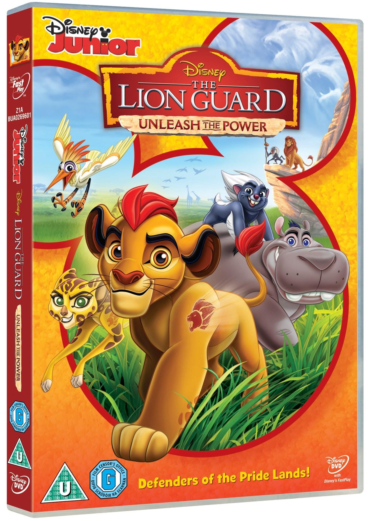 The Lion Guard - Unleash the Power - 2