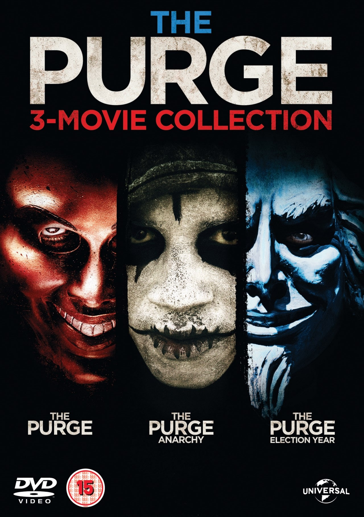 The Purge: 3-movie Collection - 1