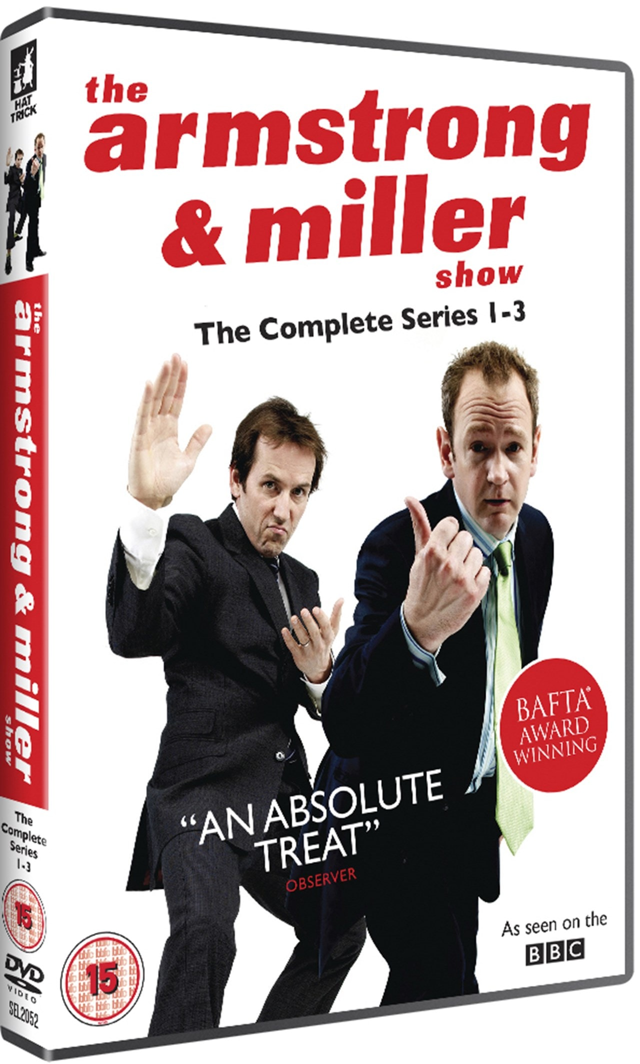 The Armstrong and Miller Show: Series 1-3 - 2