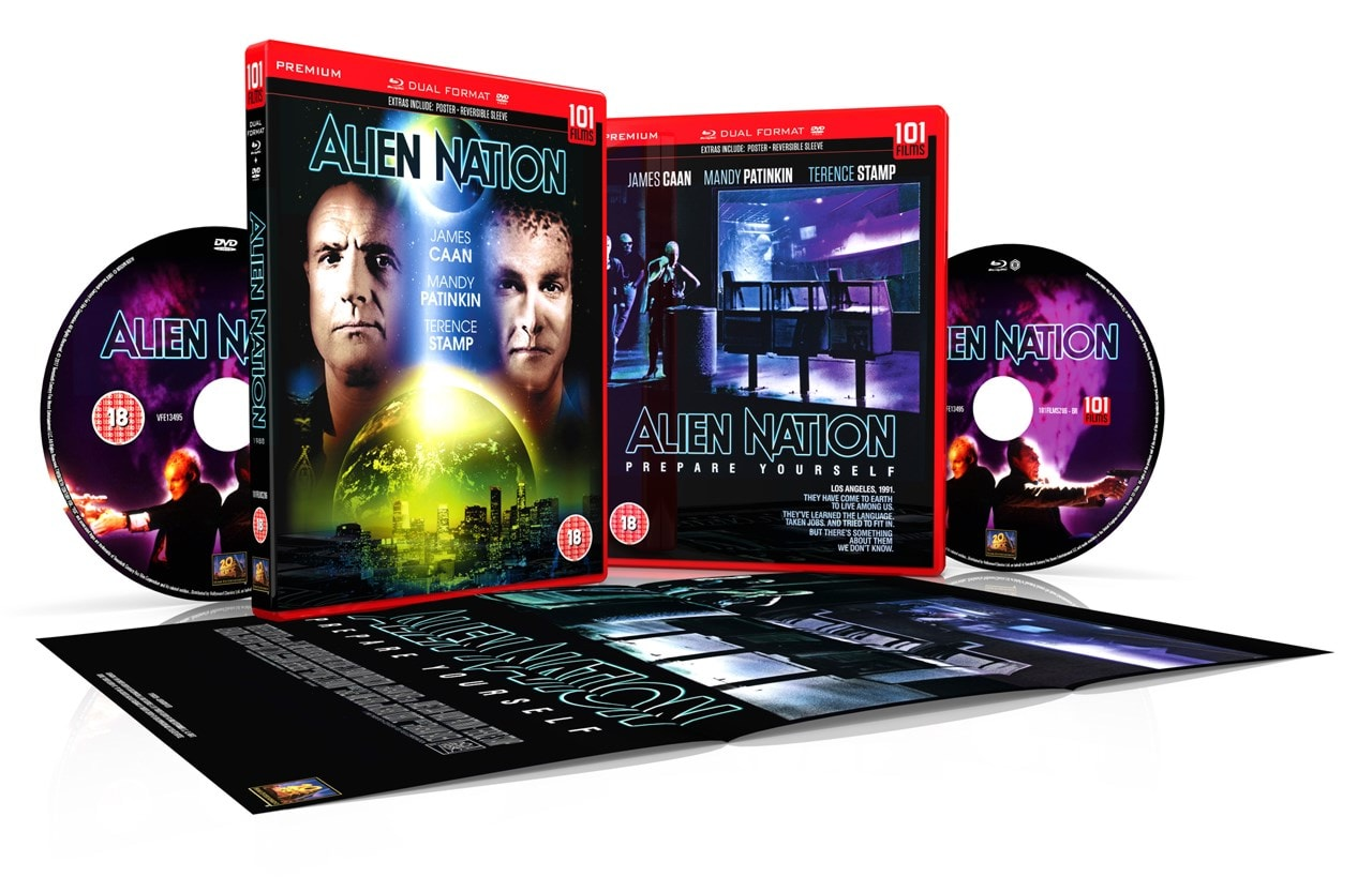 Alien Nation - 3
