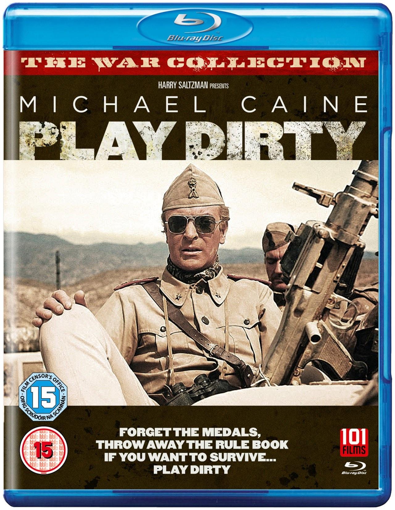 Play Dirty - 1