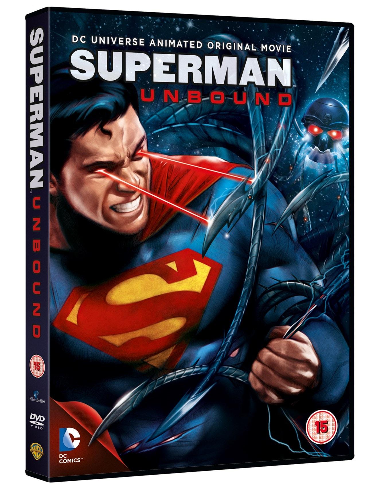 Superman: Unbound - 2