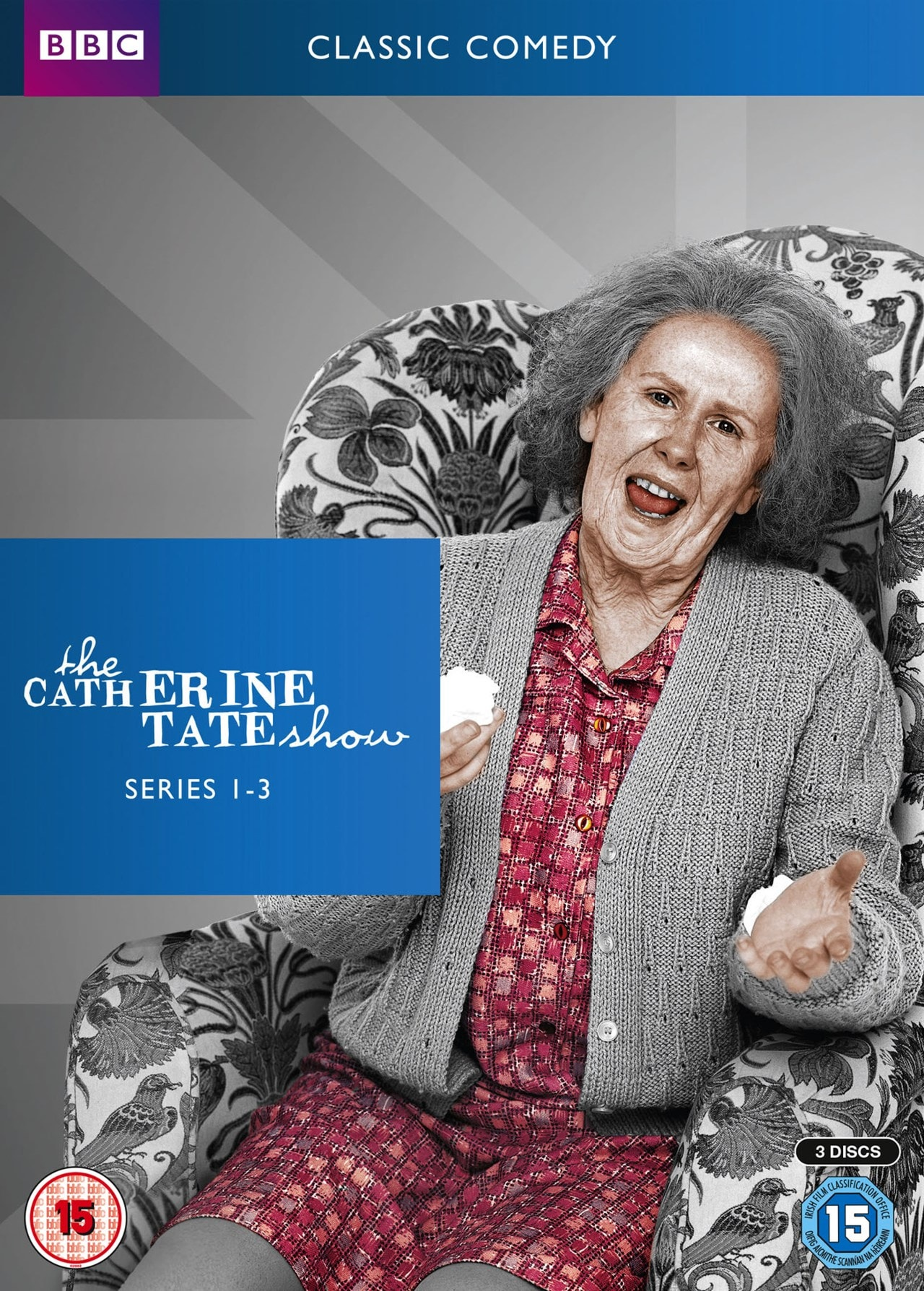 The Catherine Tate Show: Series 1-3 (hmv Exclusive) - 1