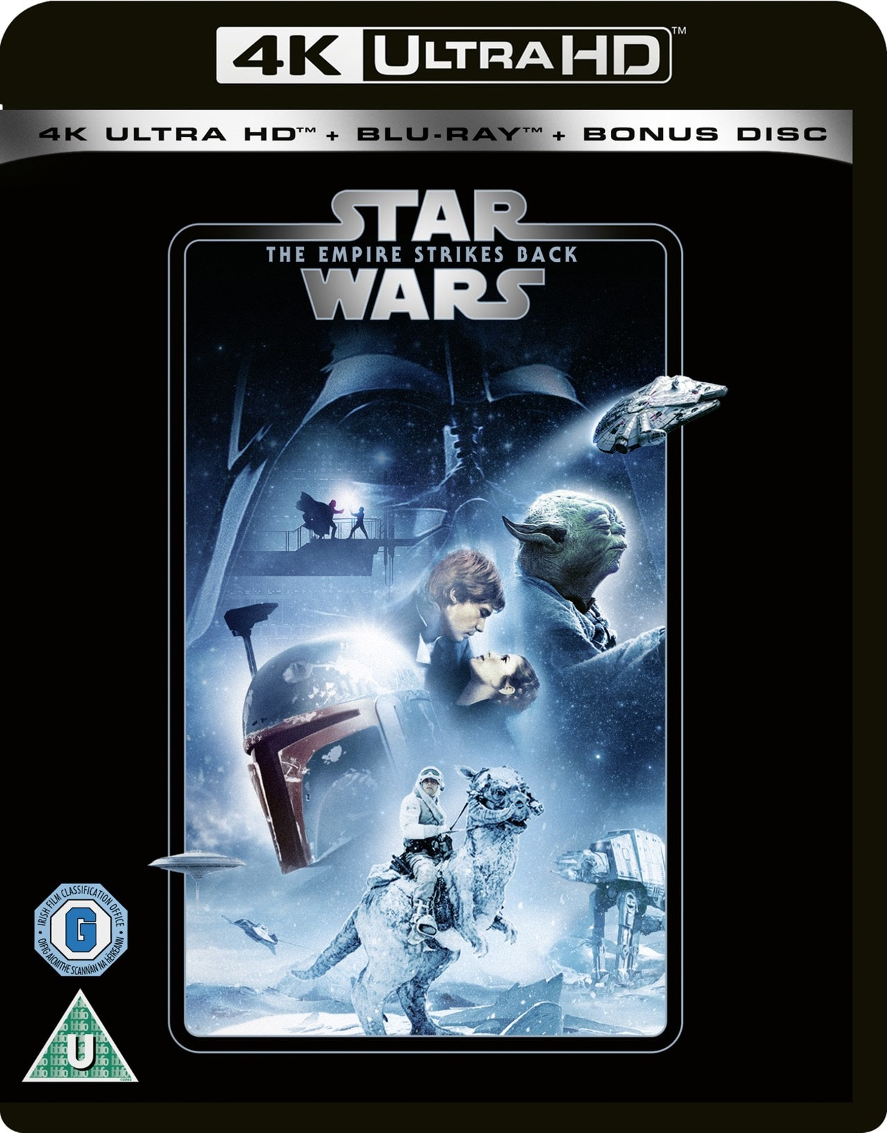 Star Wars: Episode V - The Empire Strikes Back - 1