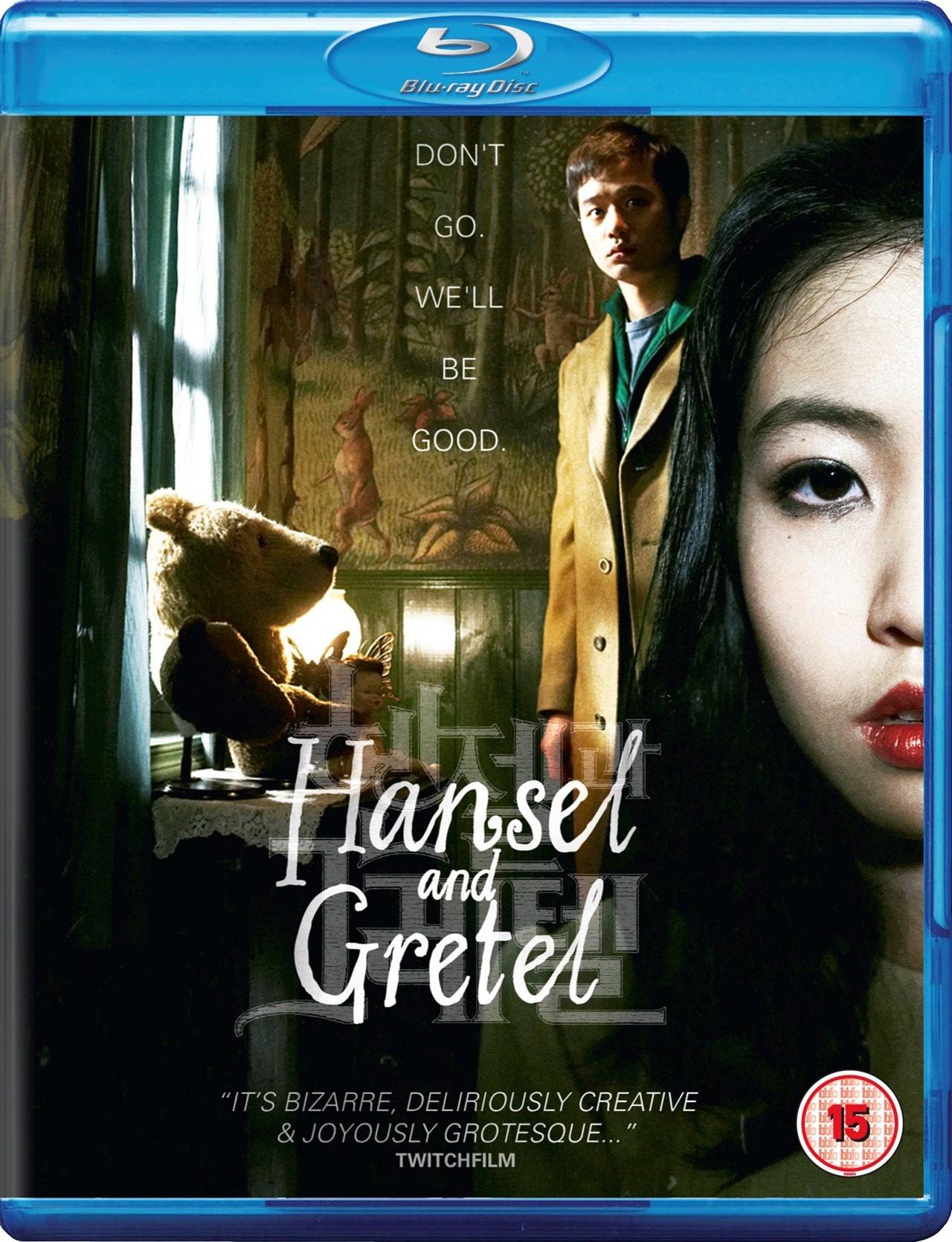 Hansel and Gretel - 1