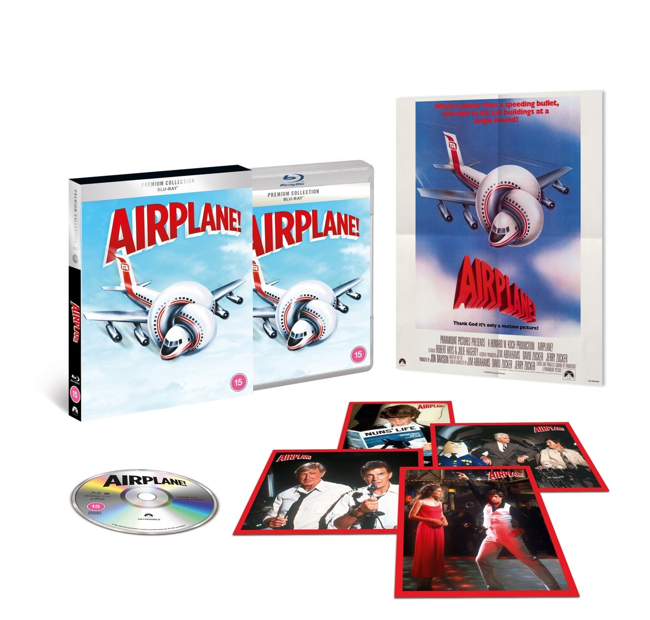 Airplane! (hmv Exclusive) - The Premium Collection - 1