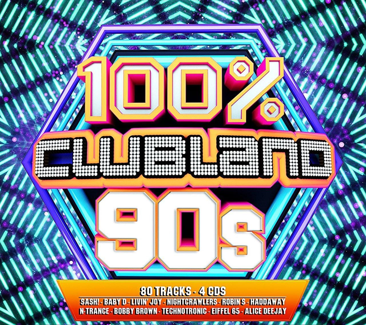Clubland 100% 90s - 1