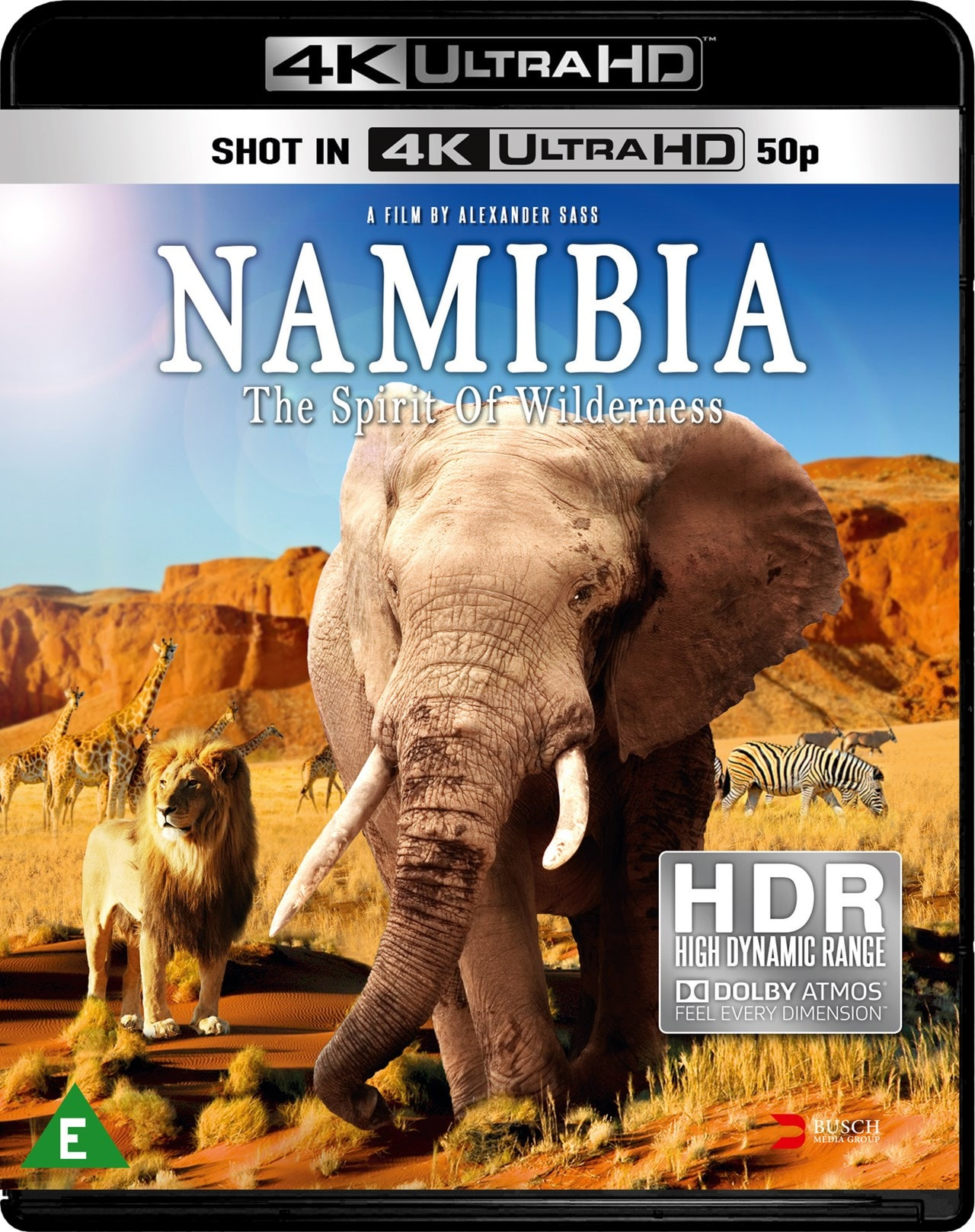 Namibia - The Spirit of Wilderness - 1