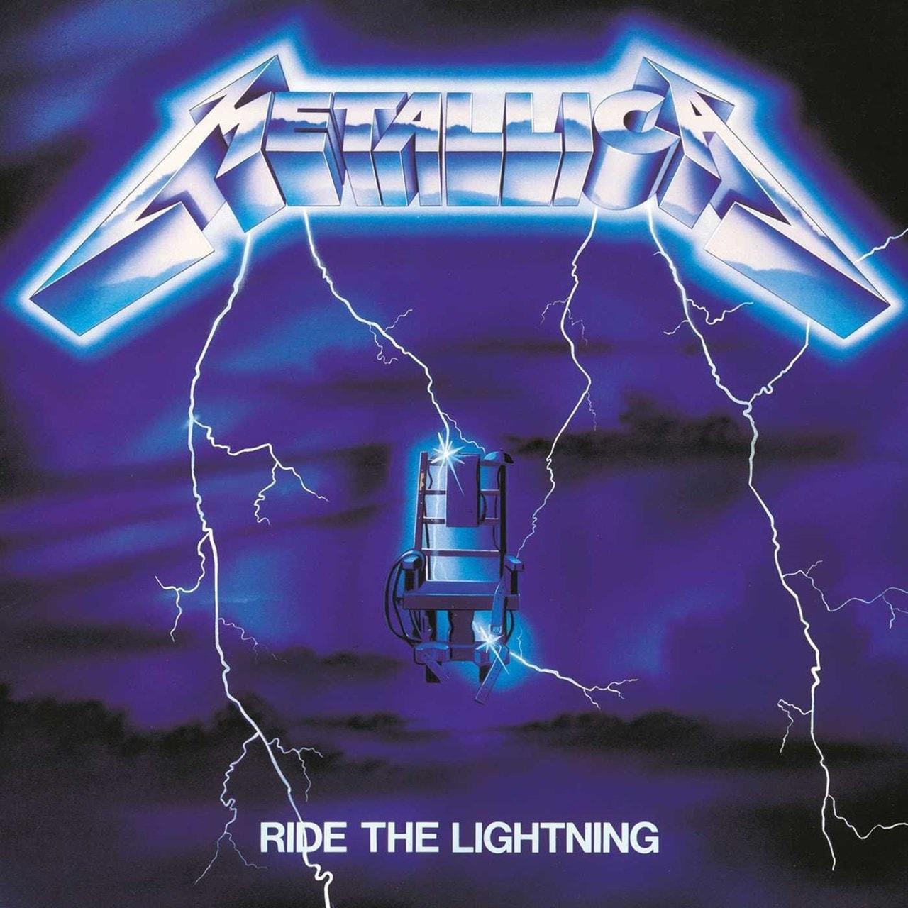 Ride the Lightning - 1