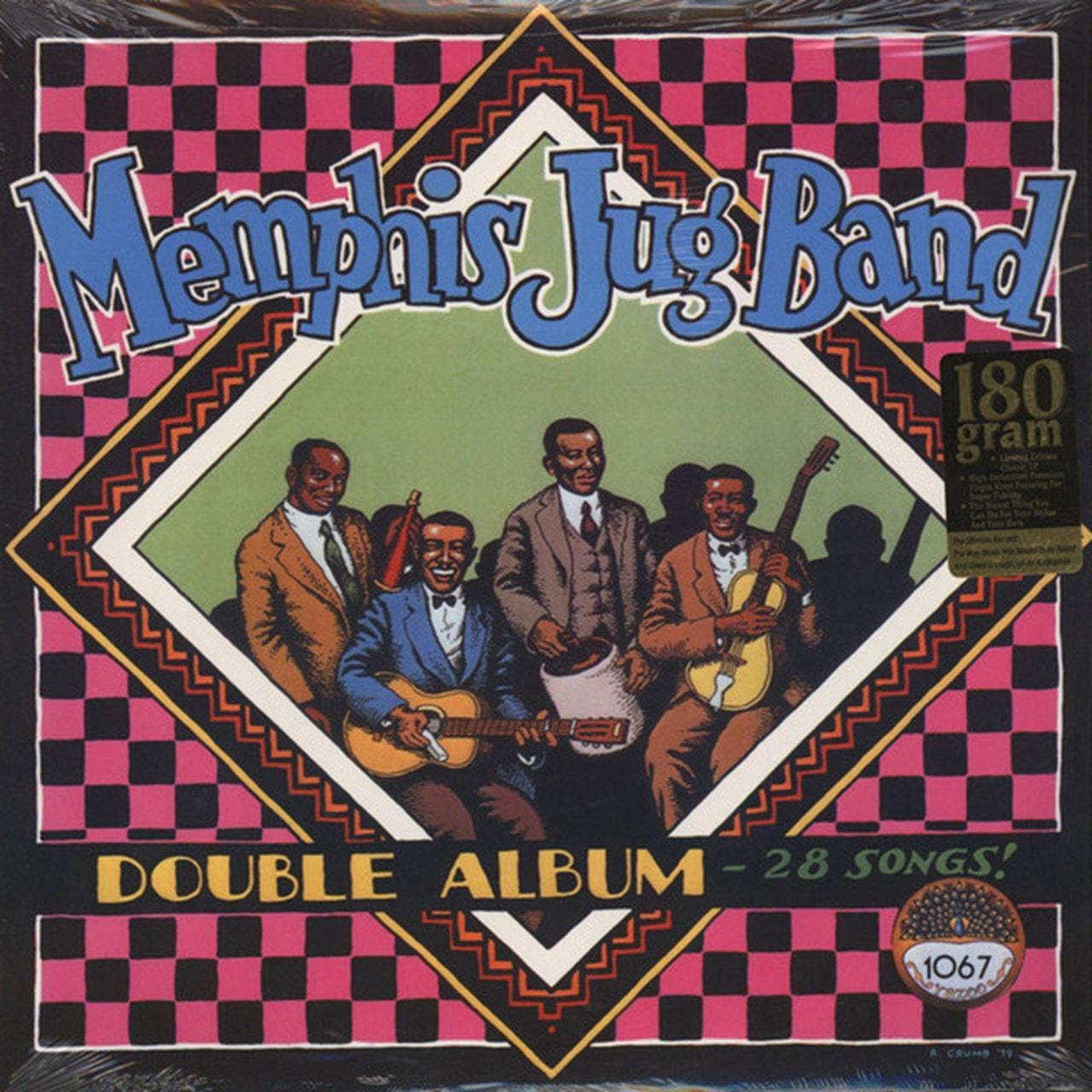 Memphis Jug Band - 1
