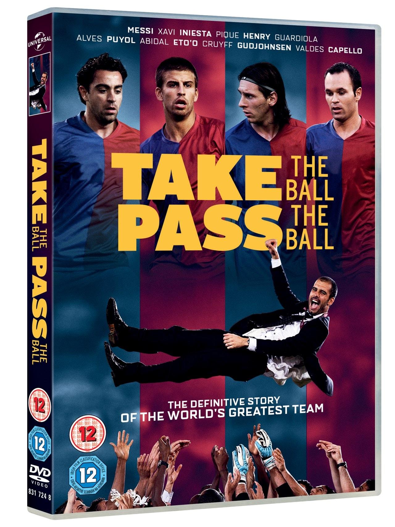 Take the Ball, Pass the Ball - 2