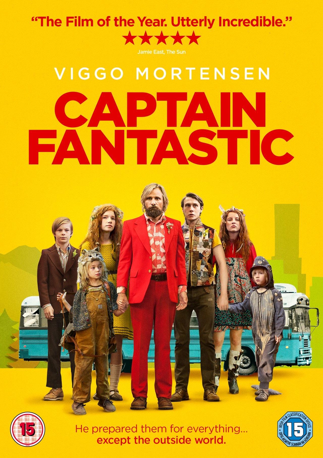 Captain Fantastic - 1