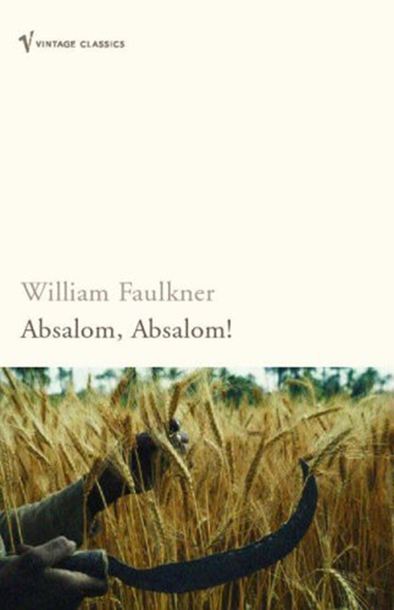 Absalom, Absalom - 1