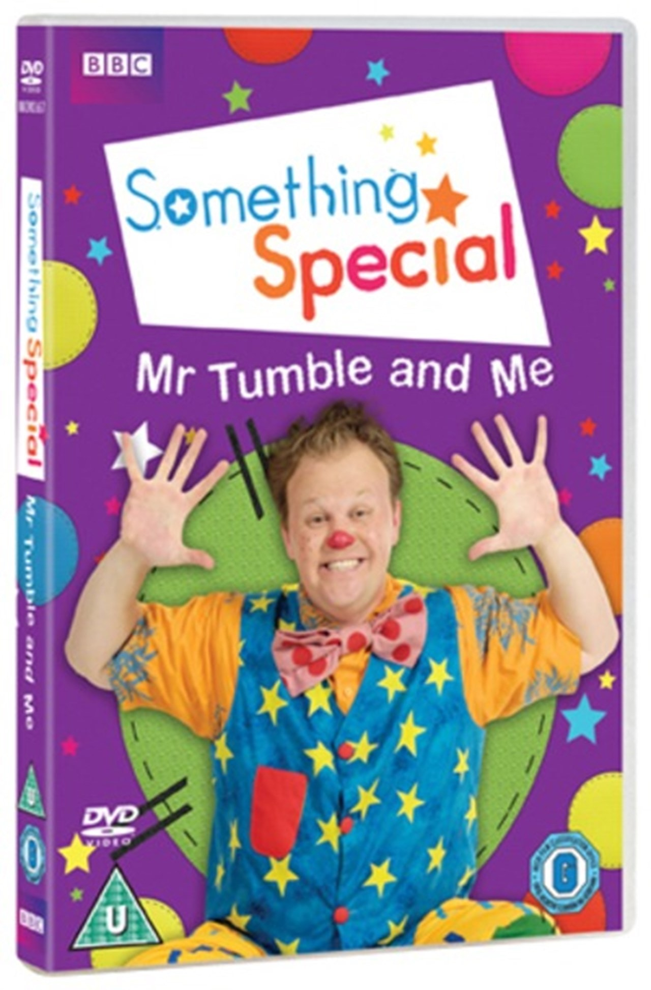 Something Special: Mr Tumble and Me - 1