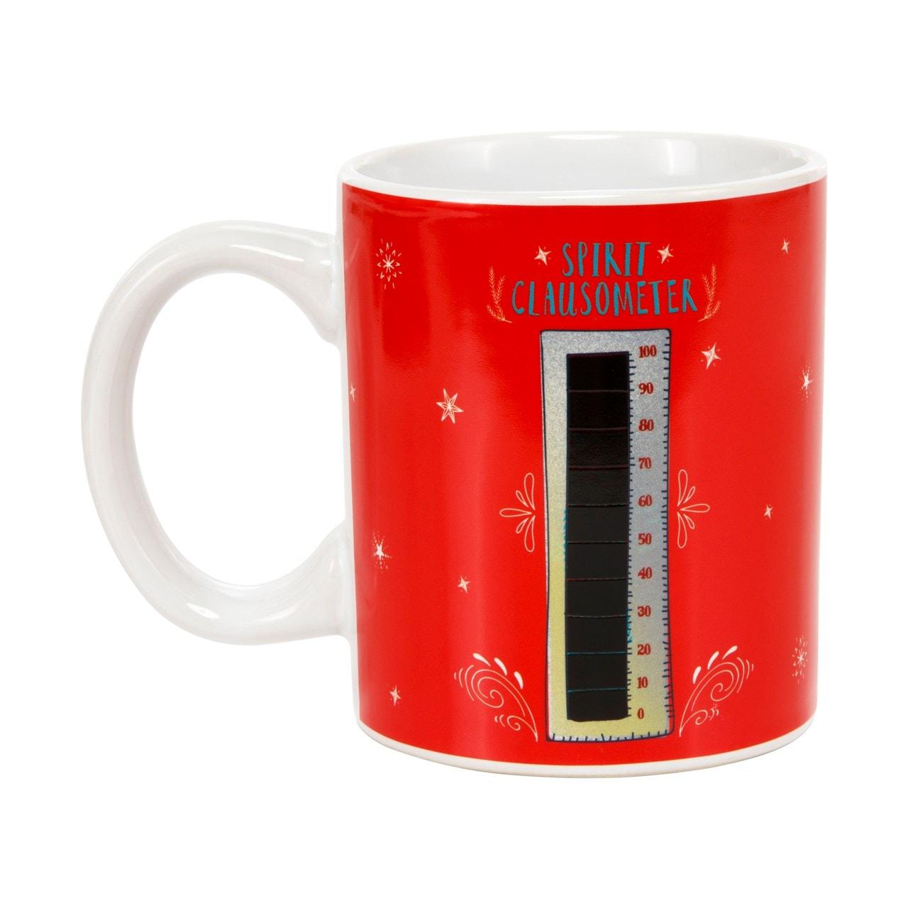 Elf Heat Change Mug - 3