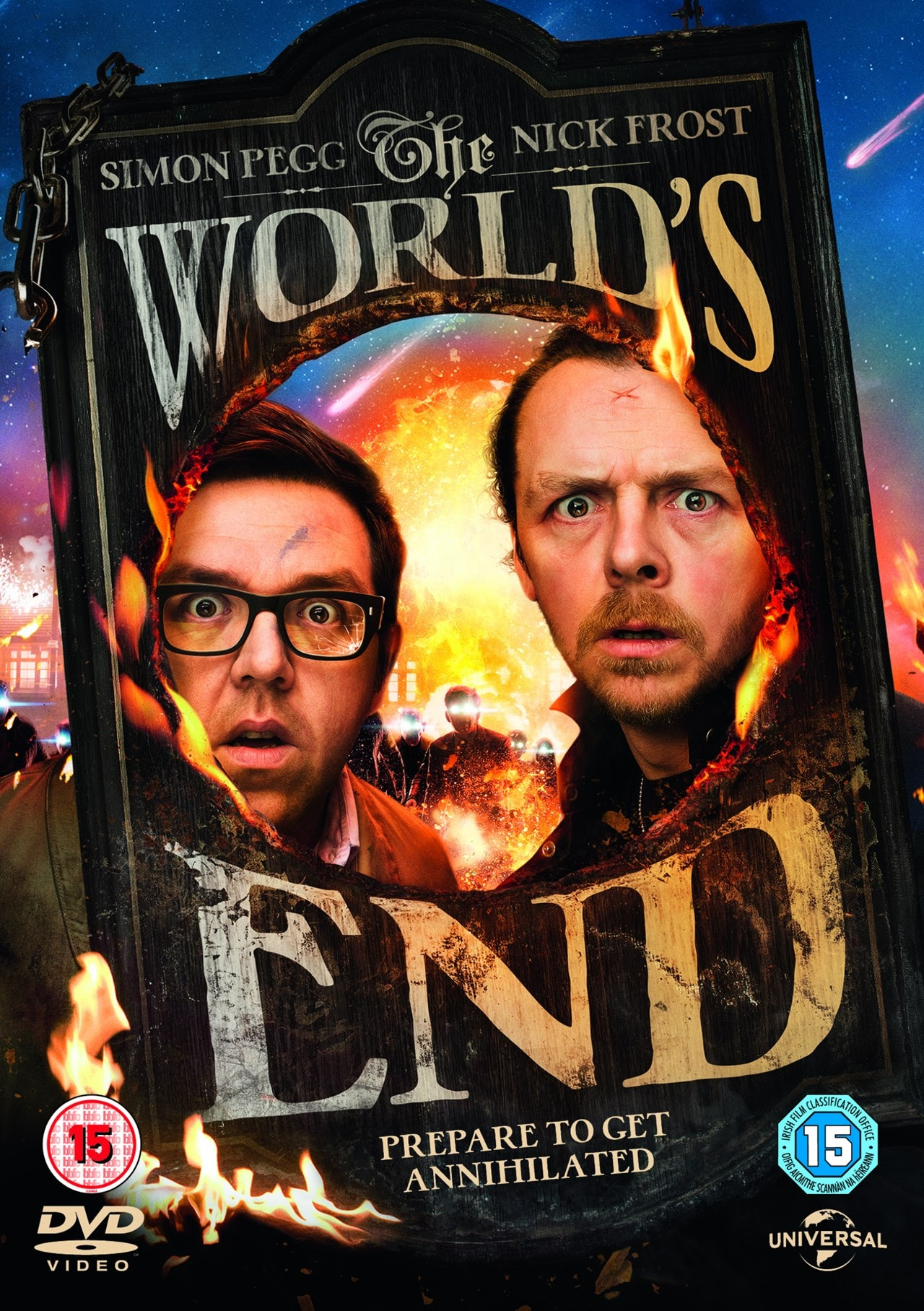 The World's End - 1