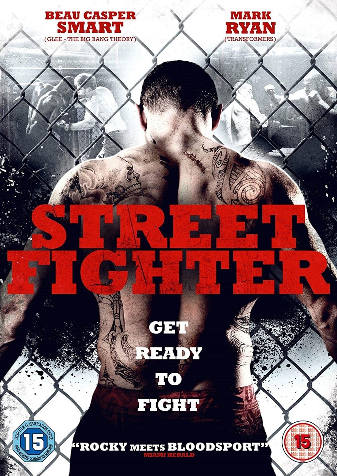 Street Fighter - 1