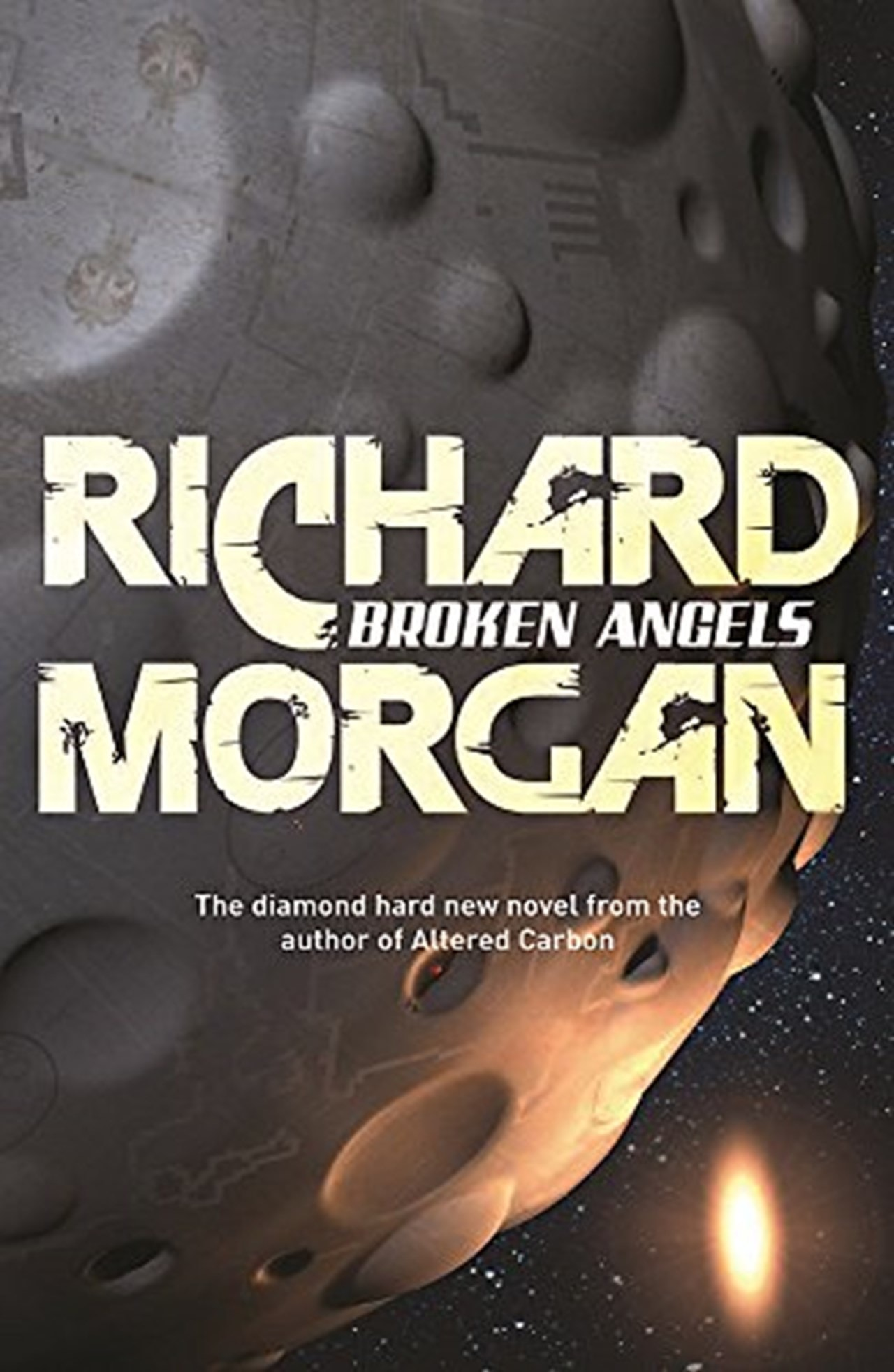 Broken Angels: A Novel - 1