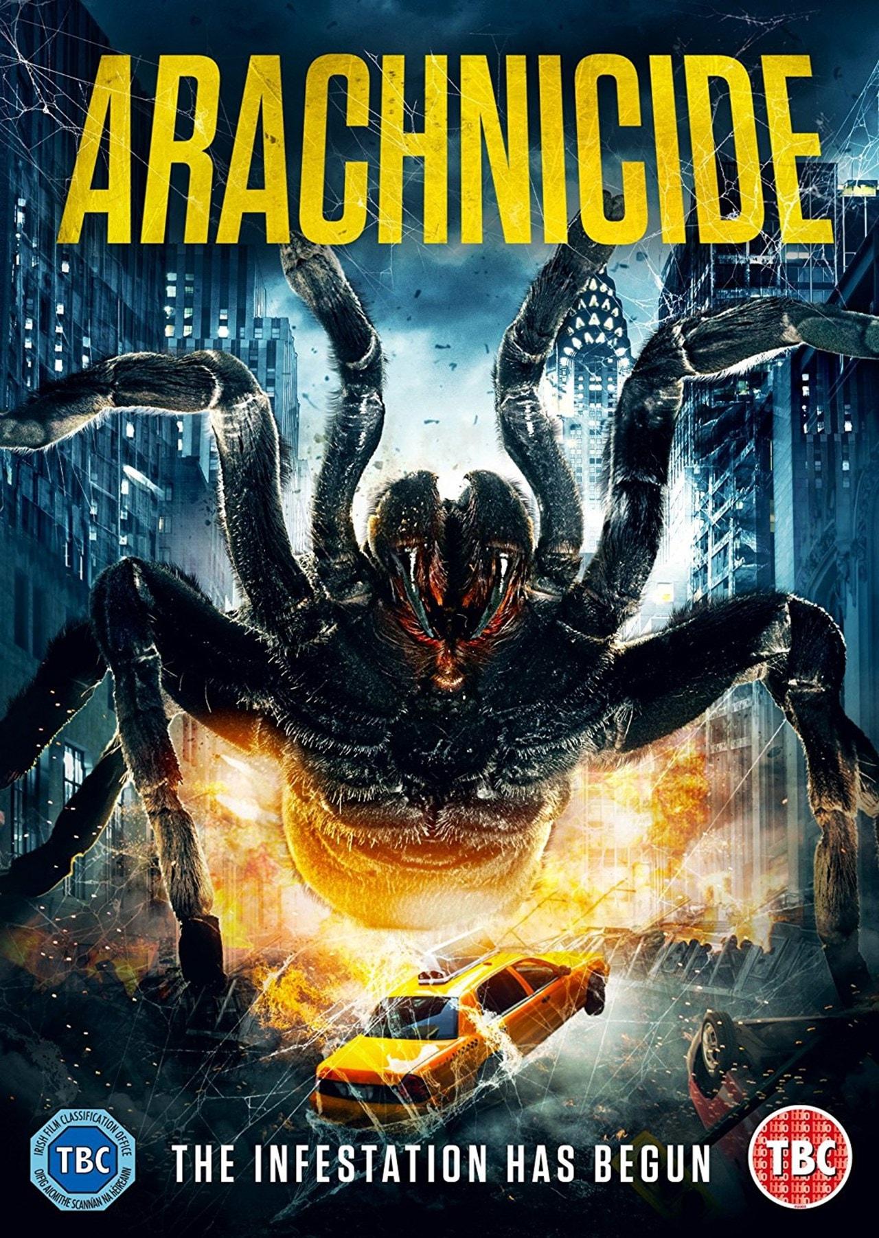 Arachnicide - 1