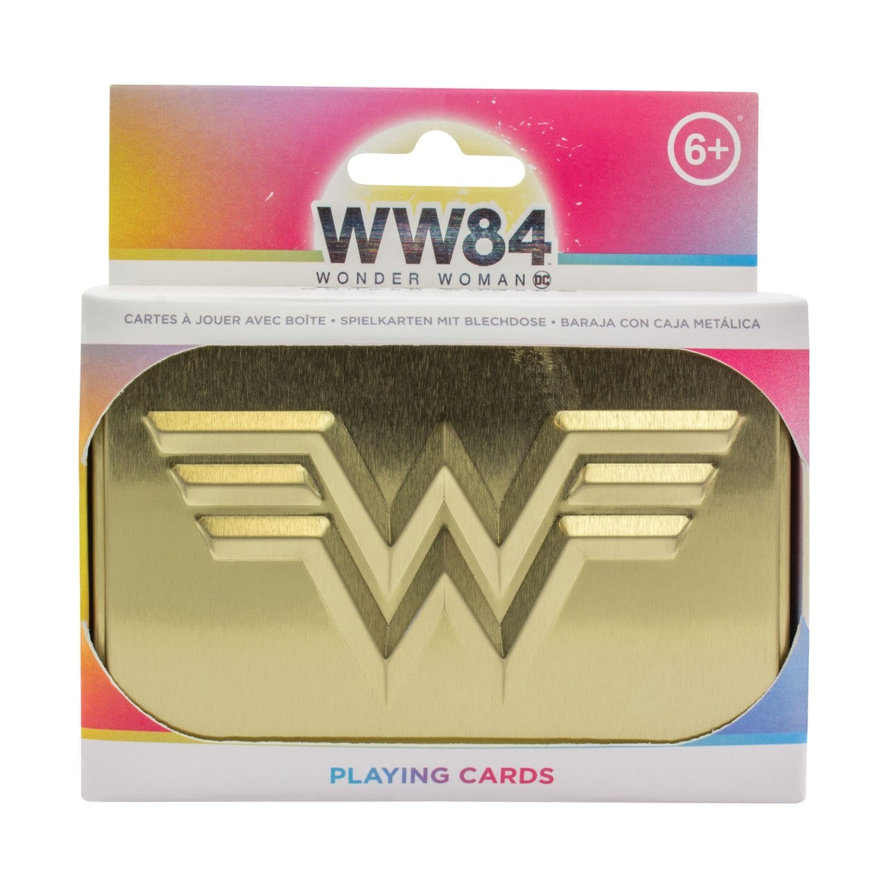 Wonder Woman 1984 Playing Cards - 1