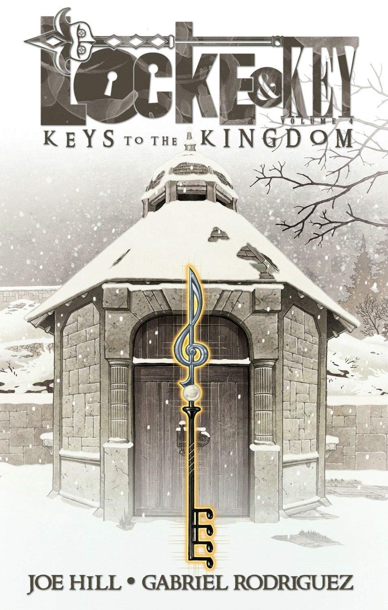 Locke & Key Vol 4: Keys To The Kingdom - 1