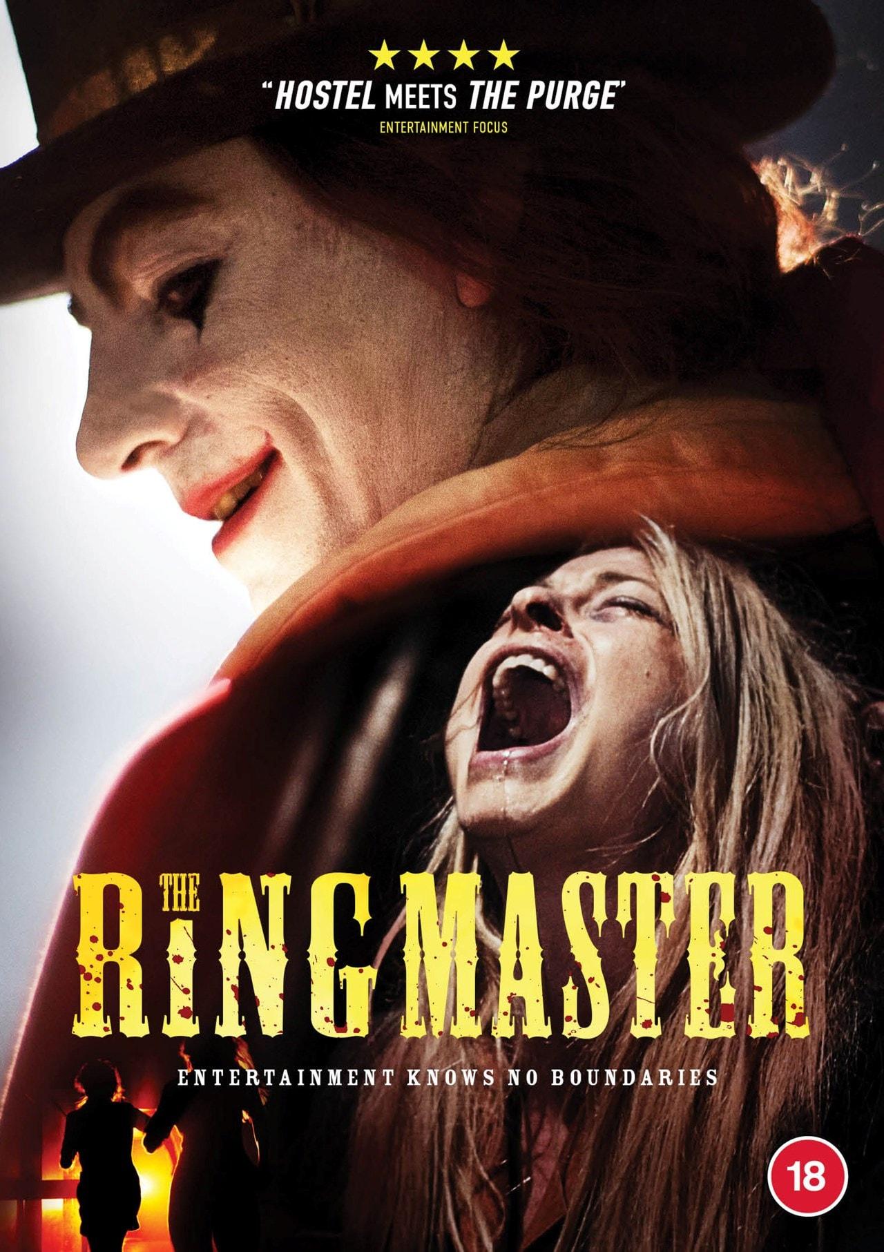 The Ringmaster - 1