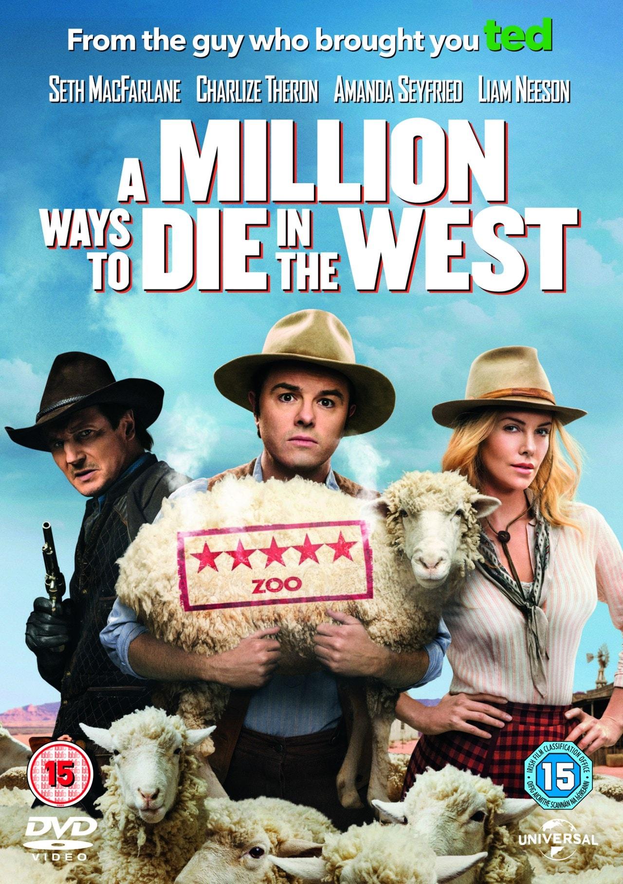 A Million Ways to Die in the West - 1