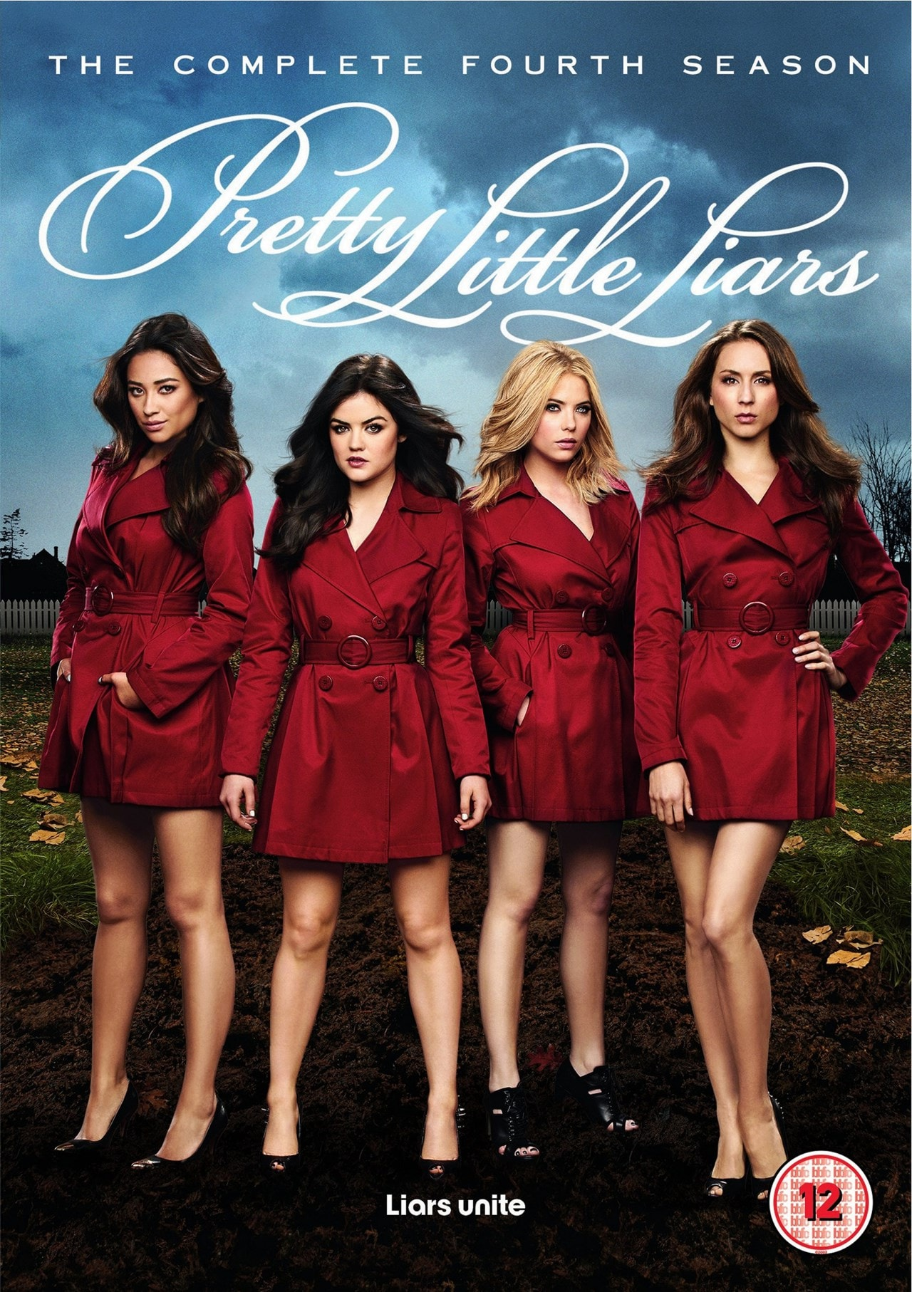 Pretty Little Liars: The Complete Fourth Season - 1
