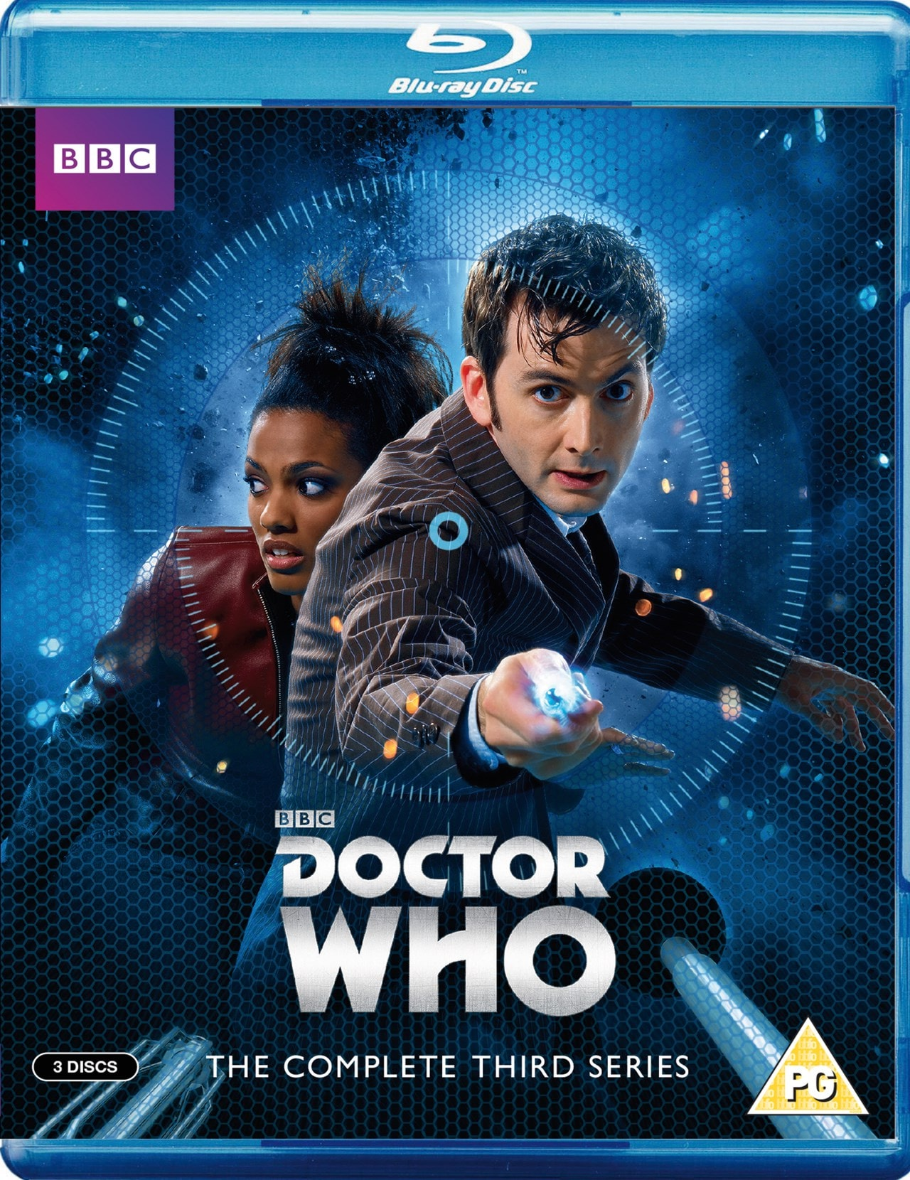 Doctor Who: The Complete Third Series - 1