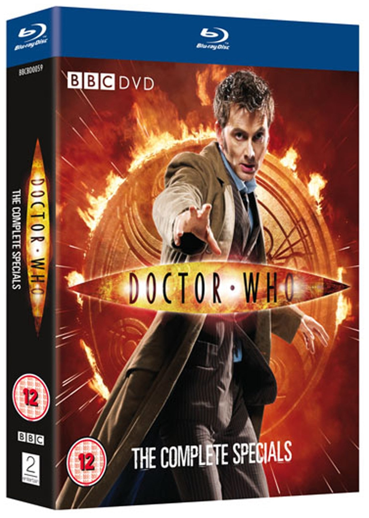 Doctor Who: The Complete Specials Collection - 2