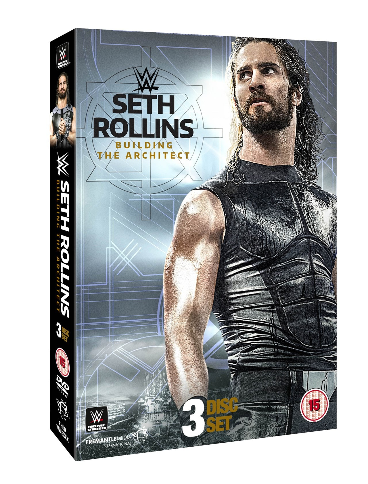WWE: Seth Rollins - Building the Architect - 1