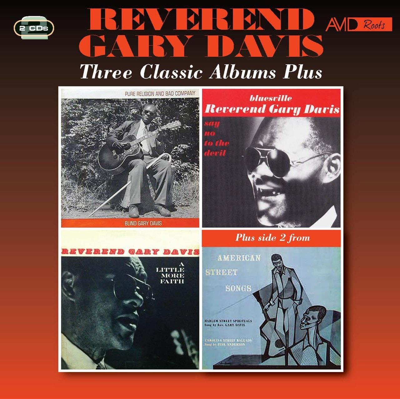 Three Classic Albums Plus - 1