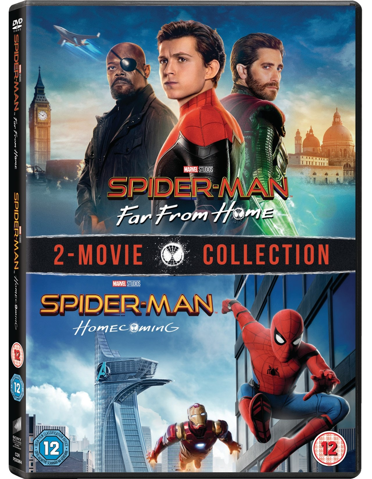 Spider-Man: Homecoming/Far from Home - 2