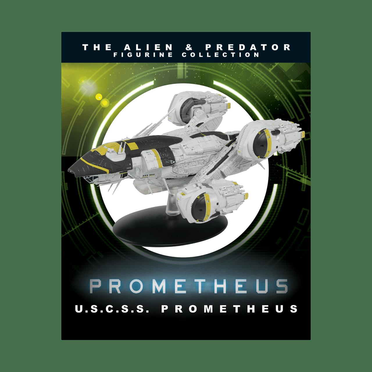 Alien: U.S.C.S.S. Prometheus Ship Hero Collector - 3