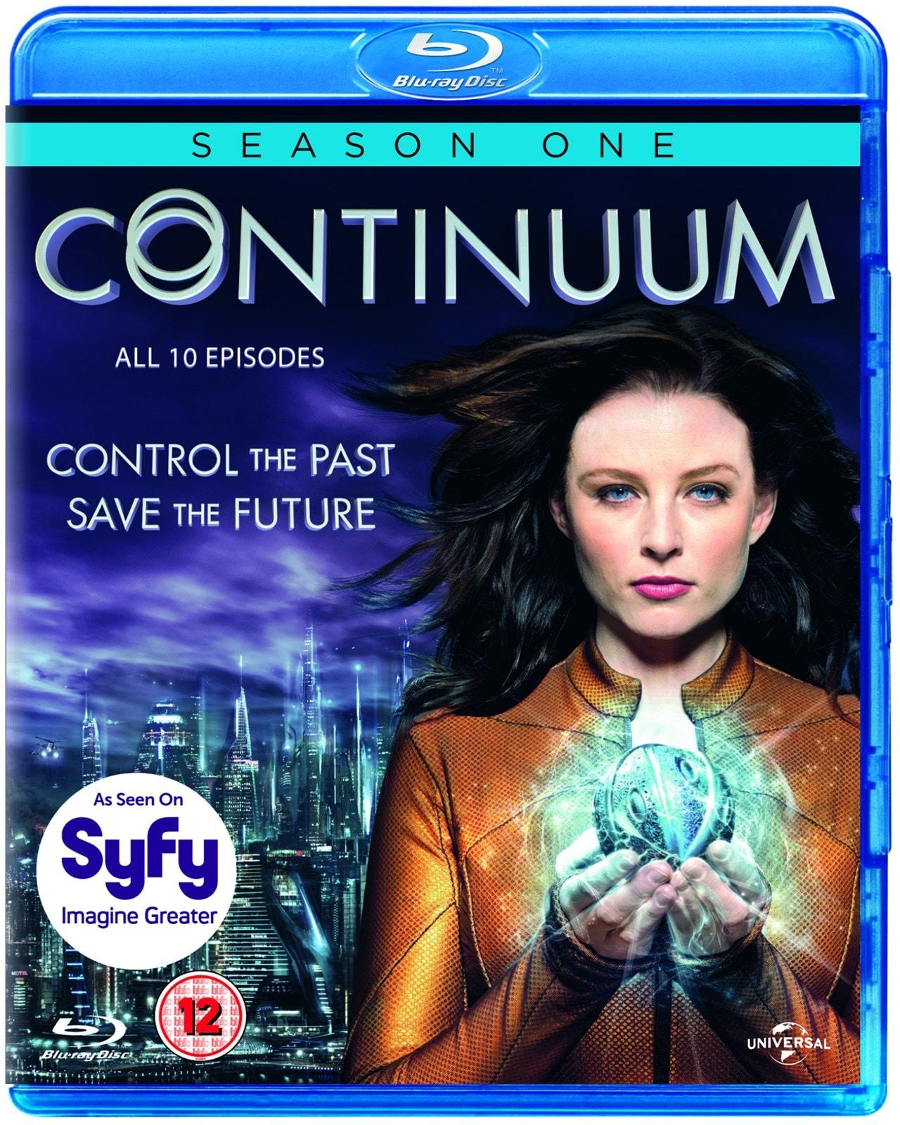 Continuum: Season One - 1