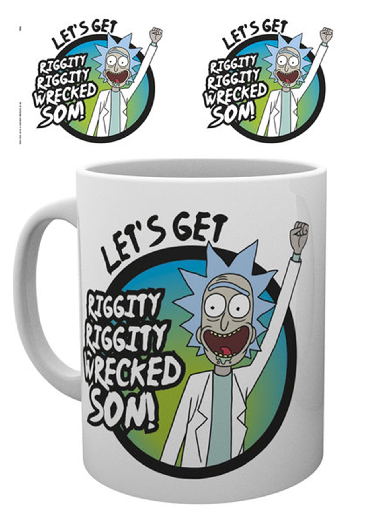 Rick & Morty: Wrecked - 1