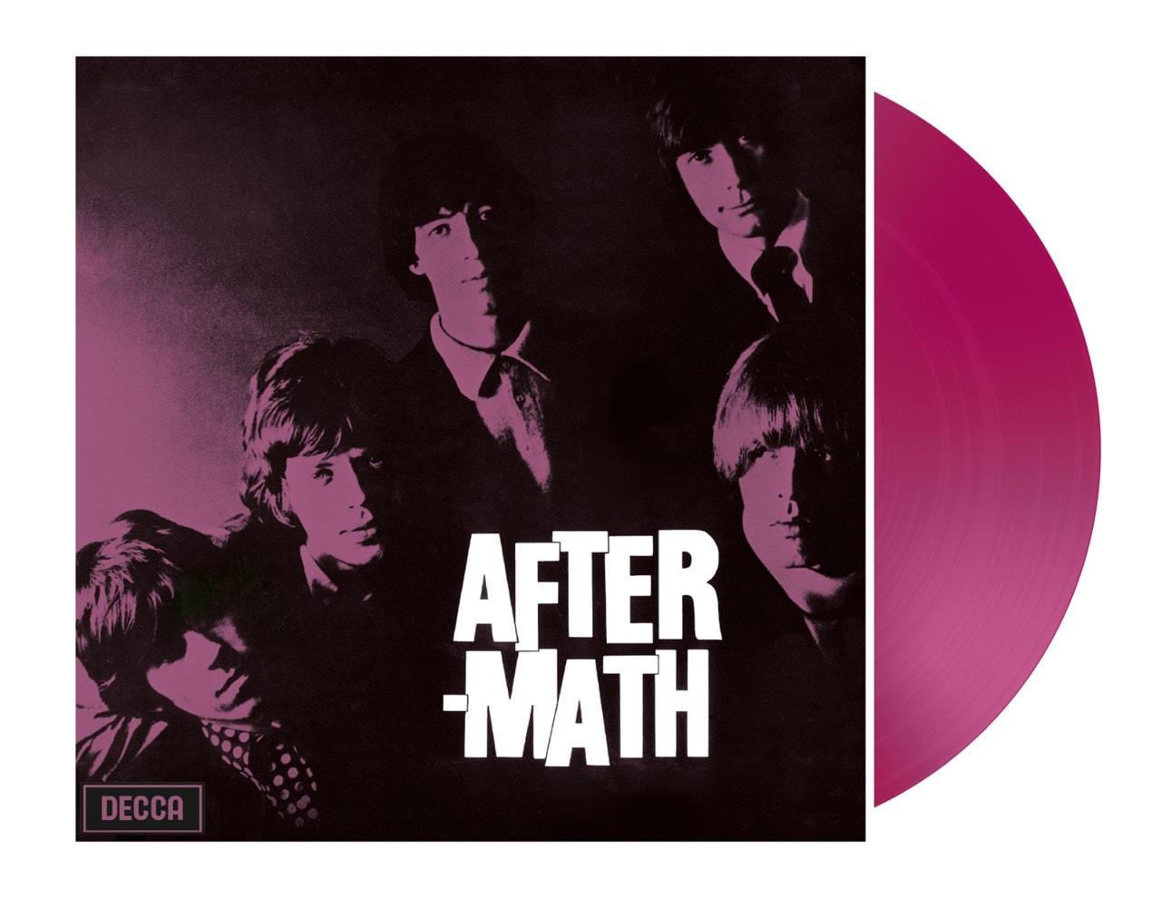 Aftermath (UK Version) - (hmv Exclusive) Violet Vinyl - 1