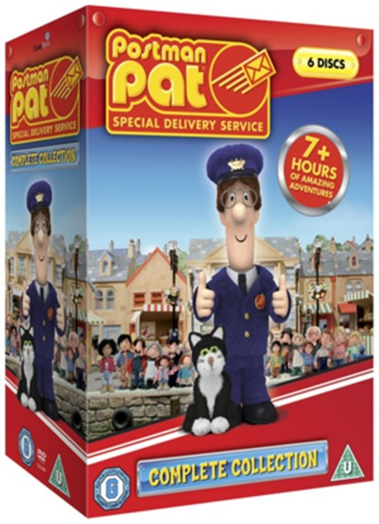 Postman Pat - Special Delivery Service: Complete Collection - 1
