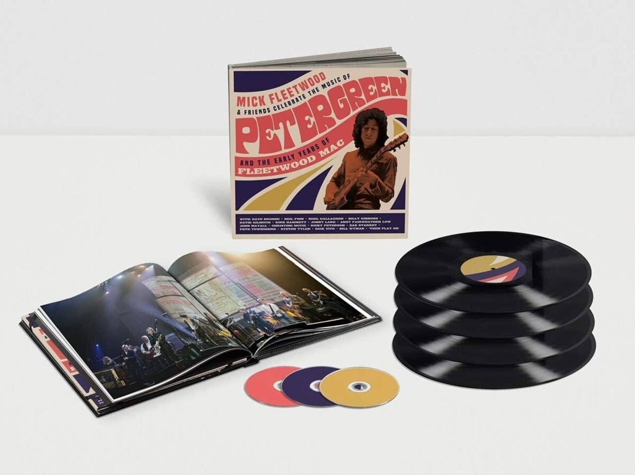 Mick Fleetwood & Friends Celebrate the Music of Peter Green And The Early Years Of Fleetwood Mac - 4 - 1