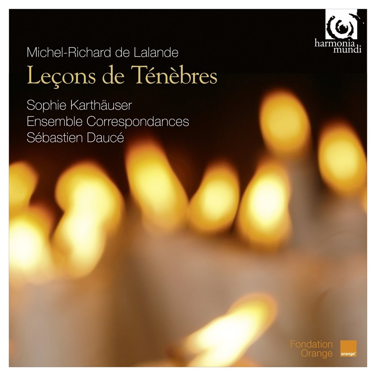 Michel-Richard De Lalande: Lecons De Tenebres - 1