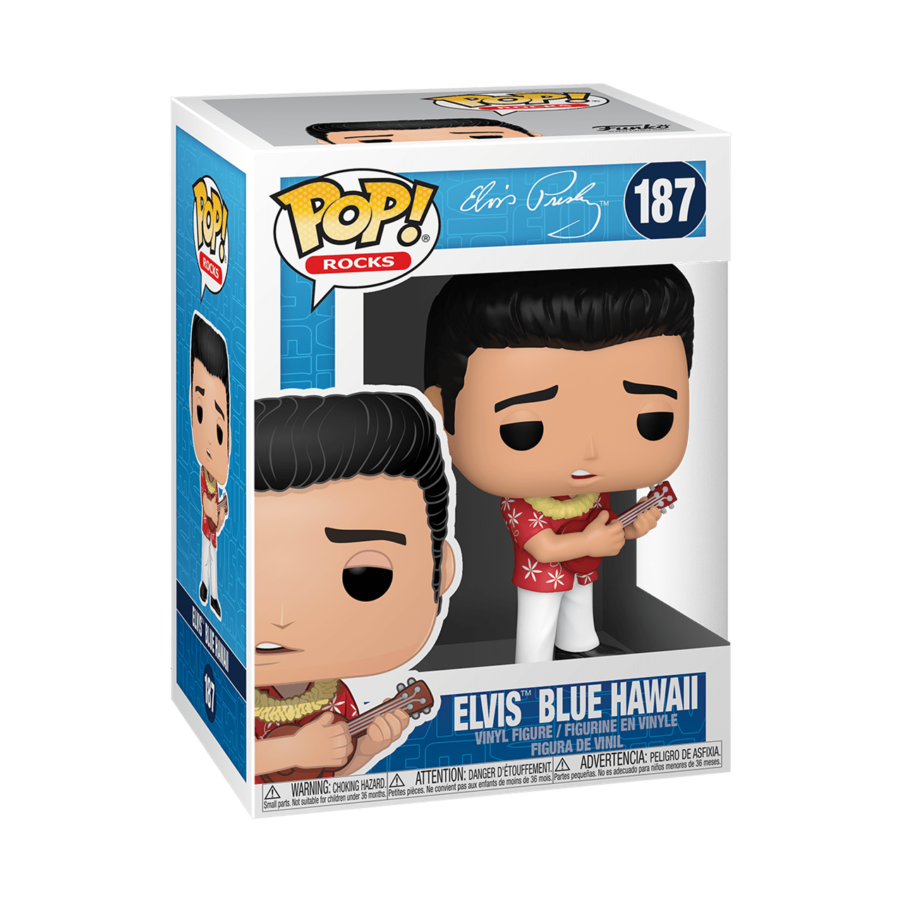 Elvis Presley: Blue Hawaii (187) Pop Vinyl - 2