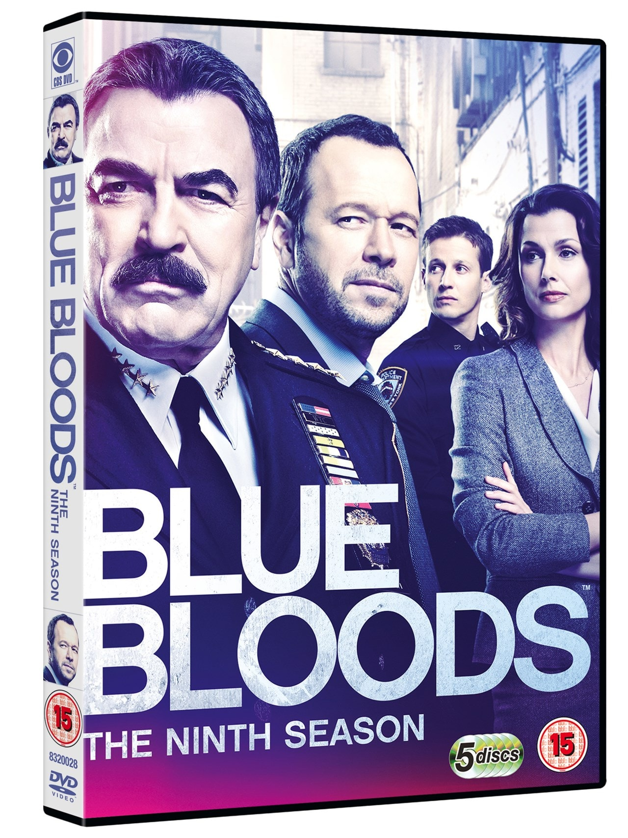 Blue Bloods: The Ninth Season - 2
