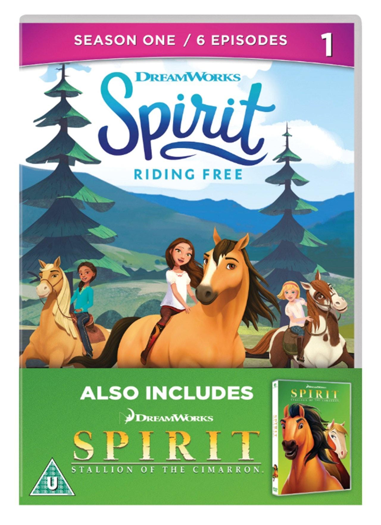 Spirit Riding Free: Season 1 - 1