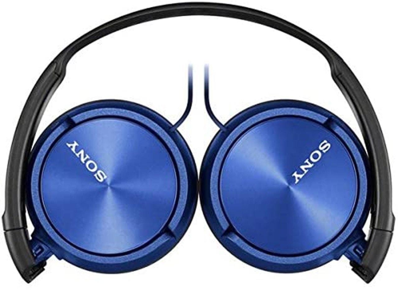 Sony MDRZX310 Blue Headphones - 2
